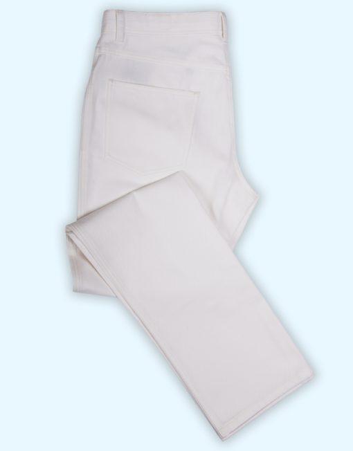Brioni Denim Jeans/WHT