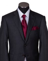 Pal Zaleri Single Breast Two Button Suit