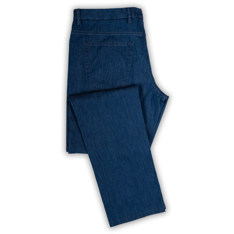 Denim - Pantalon En Denim Zanella BaIbaVihh